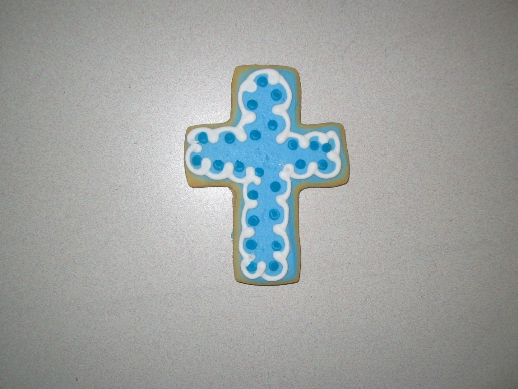 COOKIE FAVOR CROSS