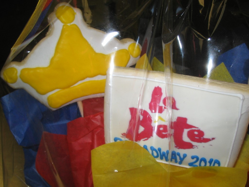 LA BETE CROWN, LOGO