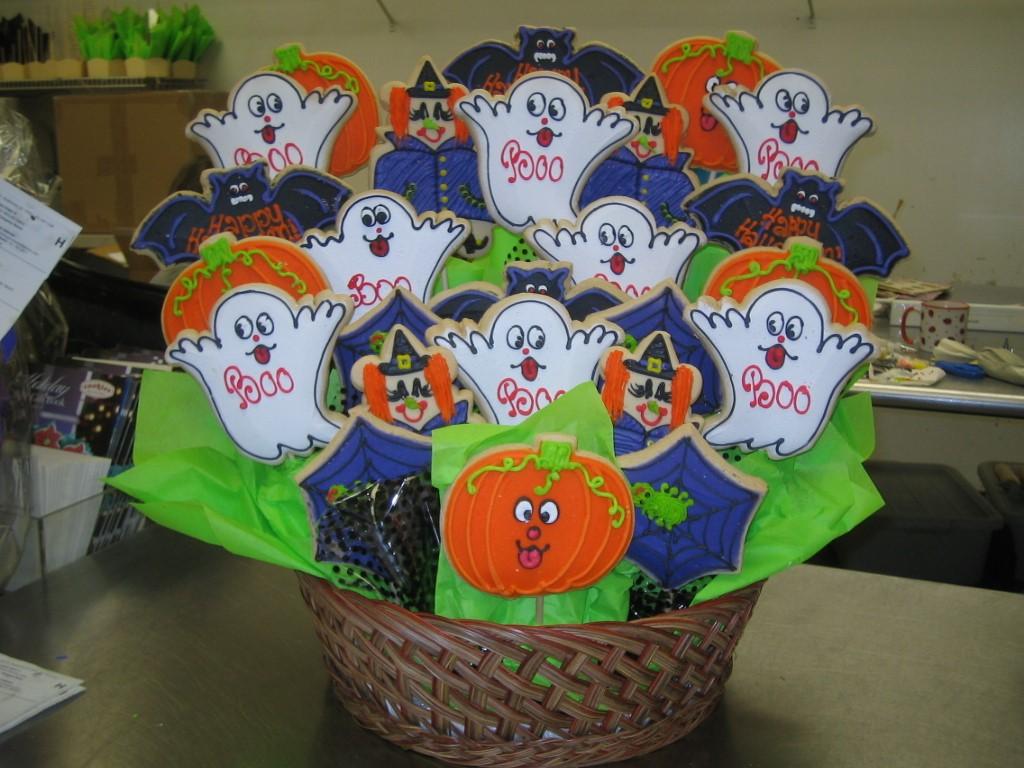 LARGE Arrangements : Cookies by Design Englewood NJ, Cookie Gift ...