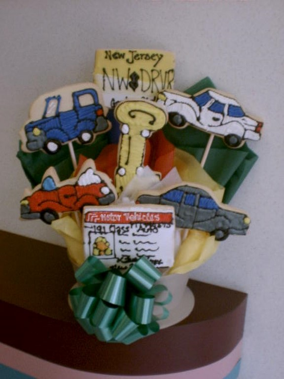 Transpotation : Cookies by Design Englewood NJ, Cookie ...