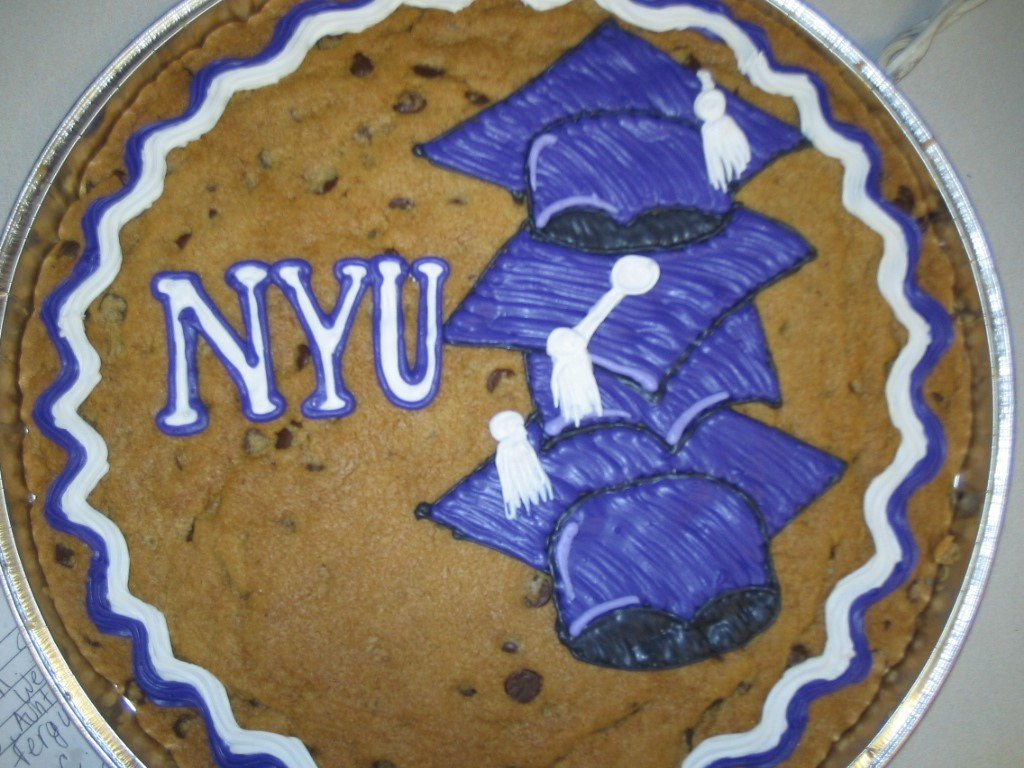 NYU PAN COOKIE