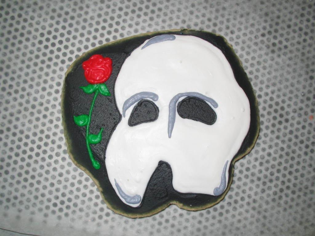 PHANTOM OF OPERA MASK 01